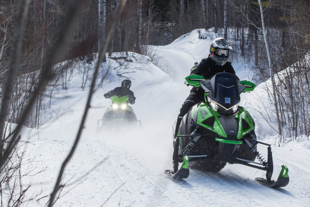 Northwestern Ontario is closest ontario trail riding