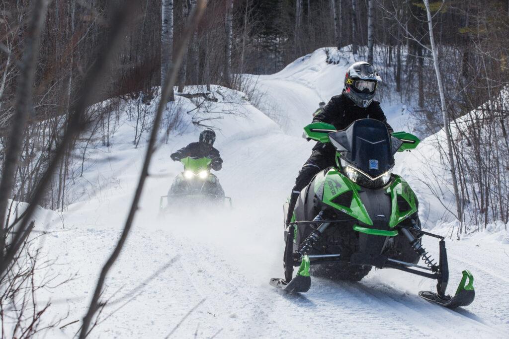 Northwestern Ontario is closest ontario trail riding