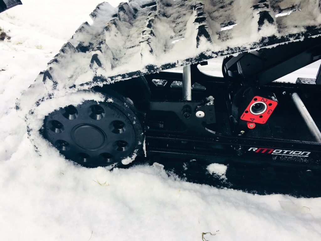 snowmobile maintenance tips include track inspection