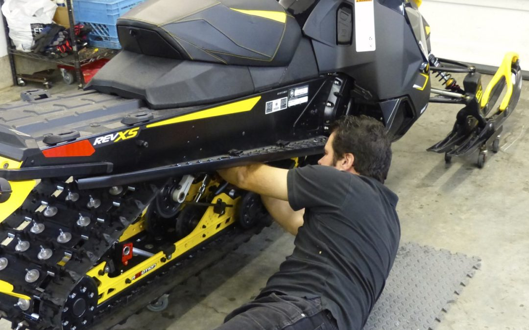 Snowmobile Maintenance Tips For In Season Servicing