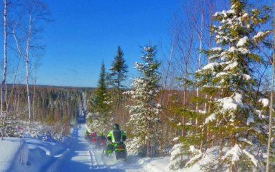 Ontario Snowmobile Speed Limit Needs Updating