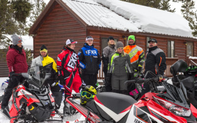 Closest Ontario Trail Riding For American Snowmobilers