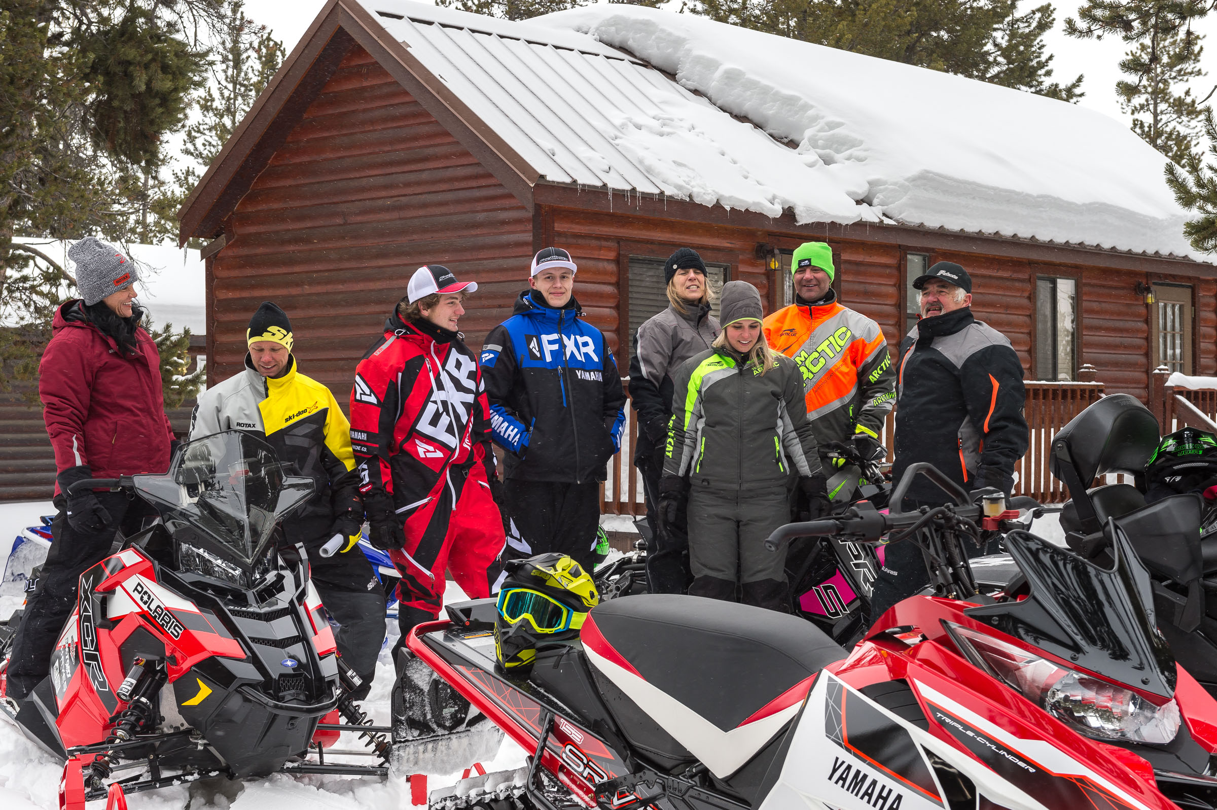 Closest Ontario Trail Riding For U.S. Snowmobilers