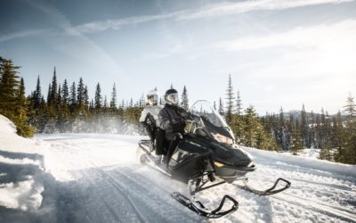 Avoiding Black Snowmobile Gear