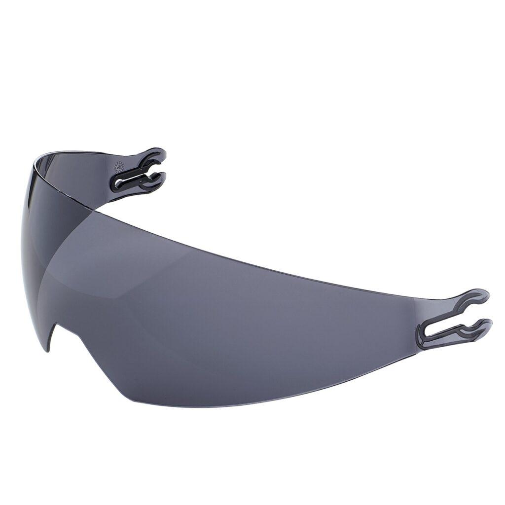 oxygen snowmobile helmet sun visor