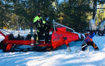 Snowmobile Michigan Upper Peninsula Tour Planner
