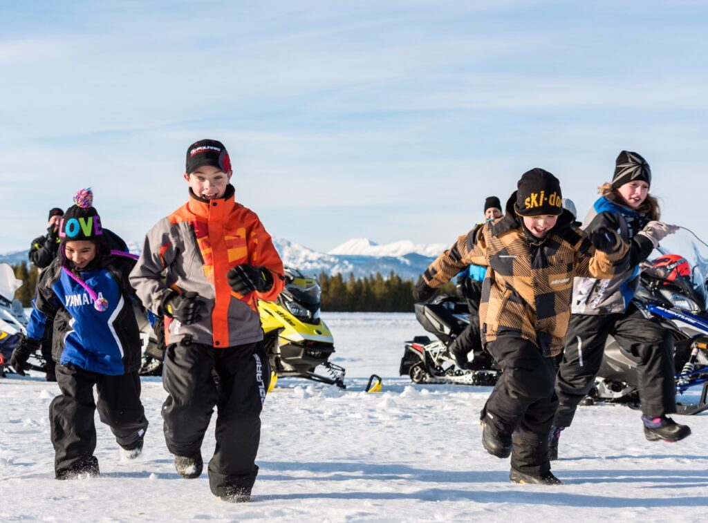 Not too large is one the snowmobile boots buying tips to permit easier walking