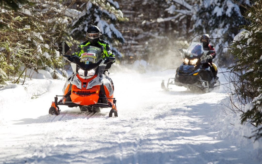 Sudbury Snowmobiling Snapshot Quick Facts