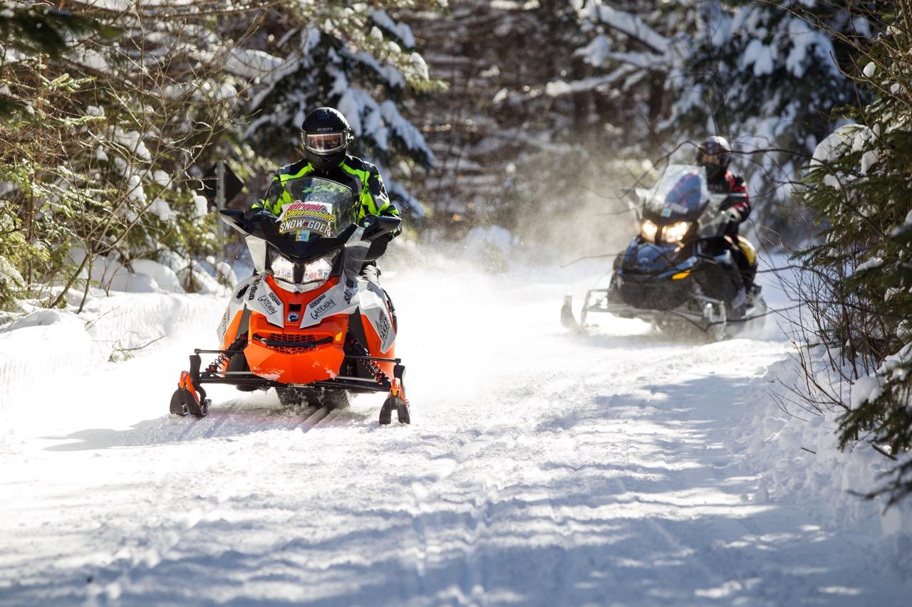 Sudbury Snowmobiling Snapshot