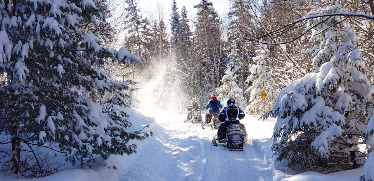 Snowmobiling Touring Stats Winter 2019