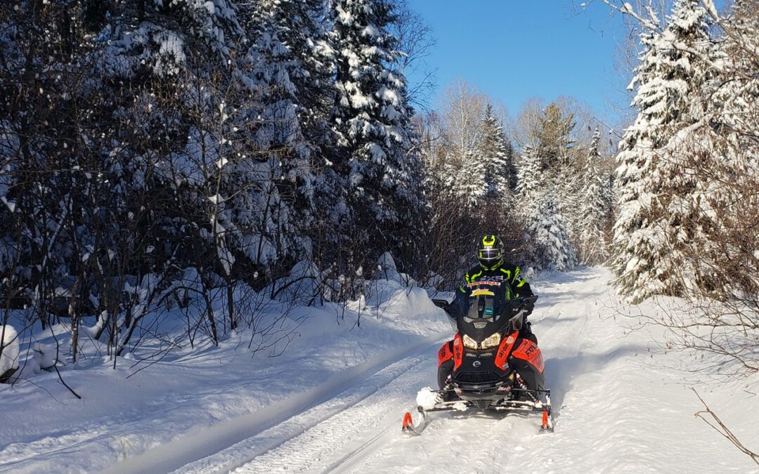 Rotax 900 ACE Snowmobile Engine Review
