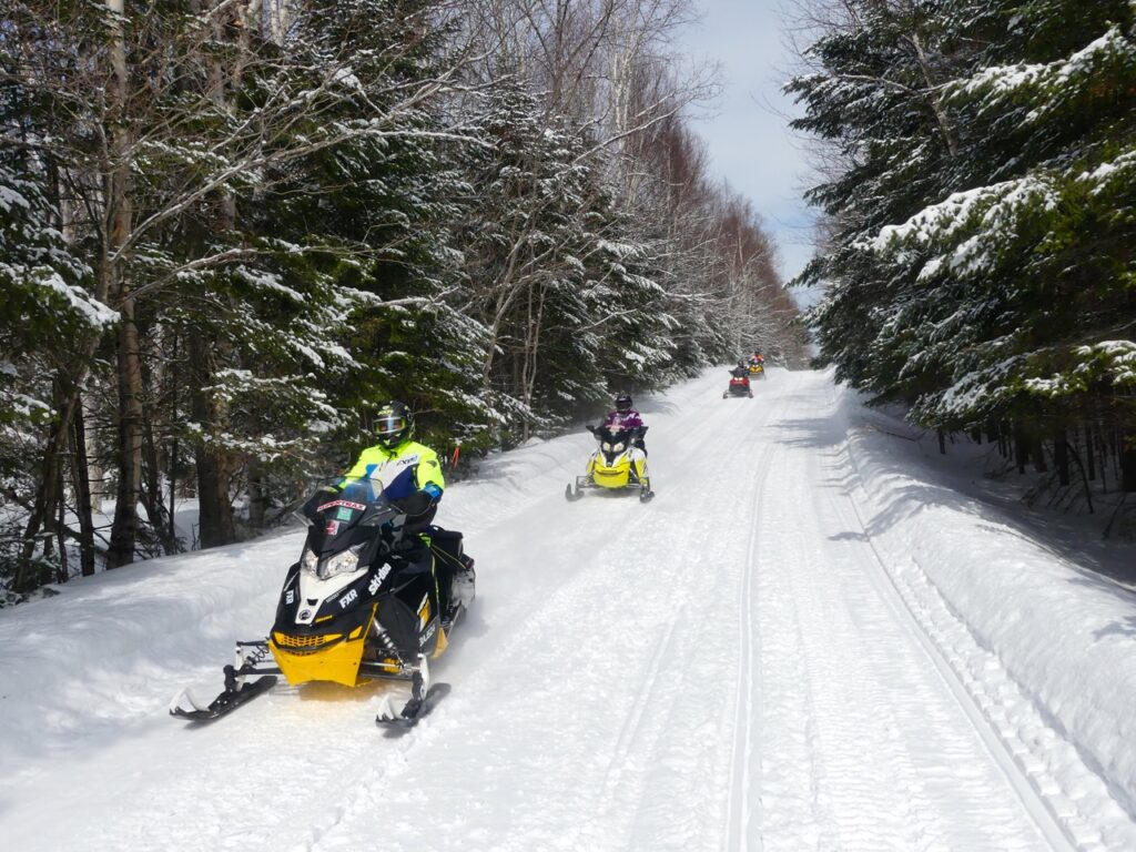 Game changer snowmobile products make trail riding more enjoyable.
