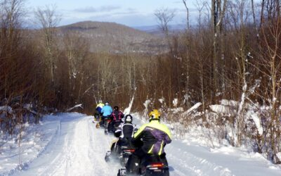 New Brunswick Northern Odyssey Ride