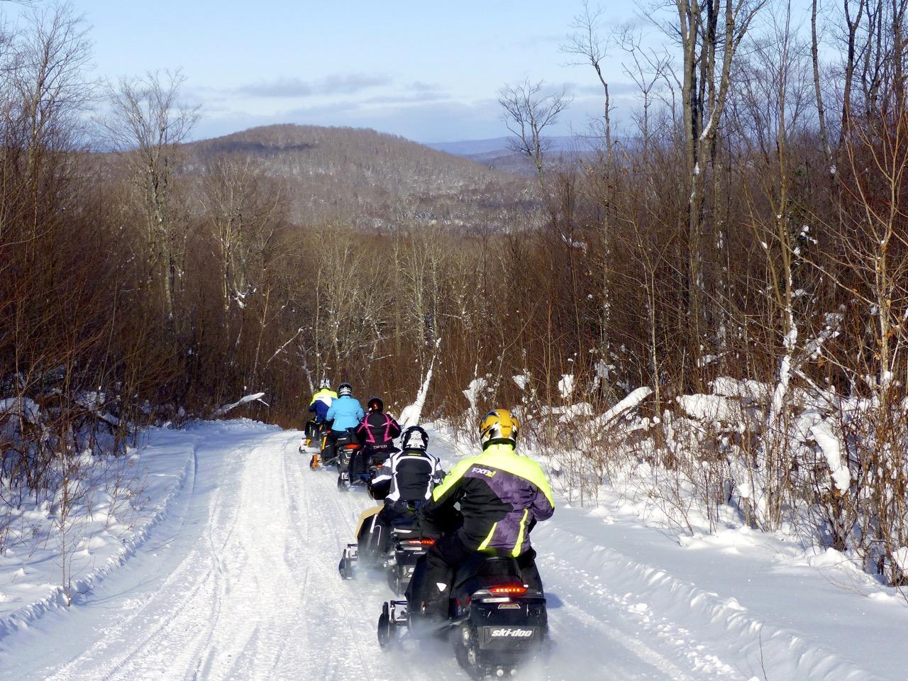 New Brunswick Northern Odyssey Ride