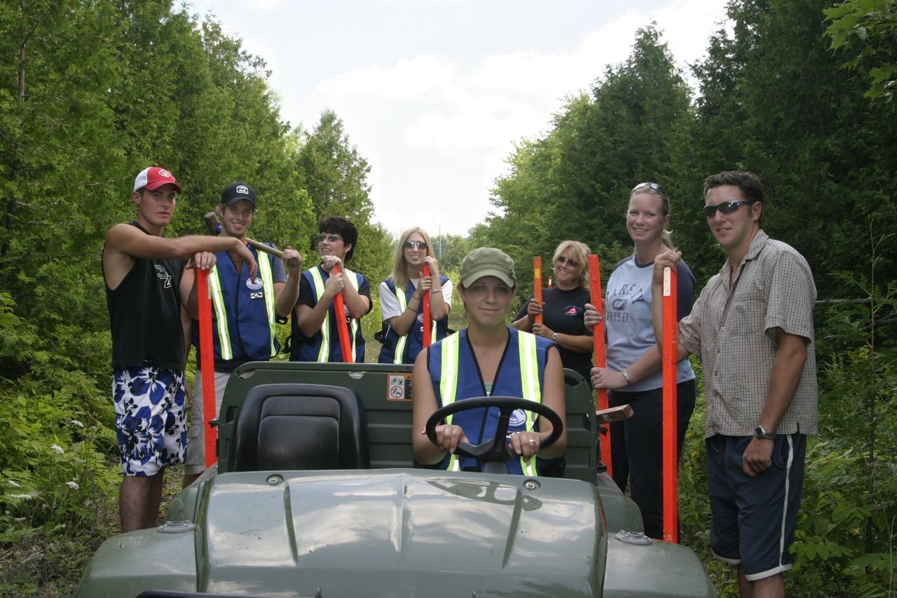 Snowmobile Club Volunteers Crisis