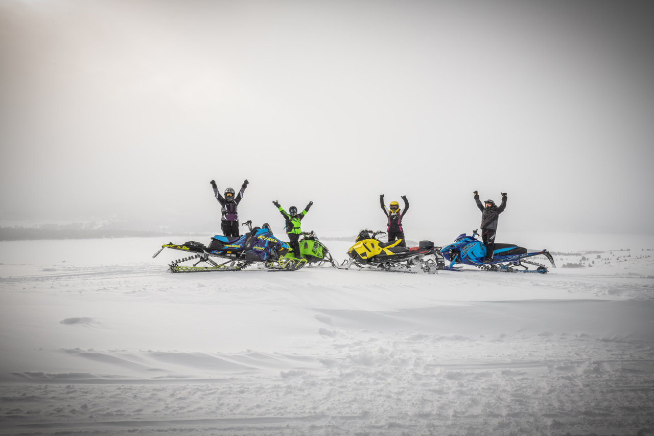 Snowmobile insurance buying tips give you something to cheer about!