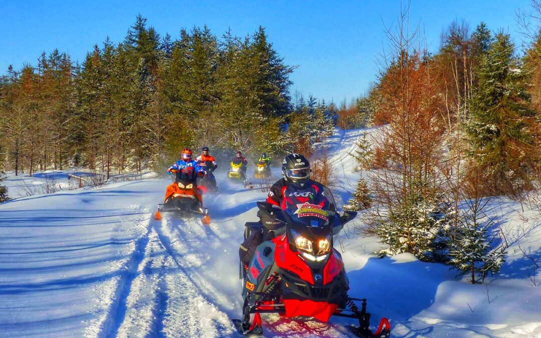 Snowmobile Beginners Tips for Newbies